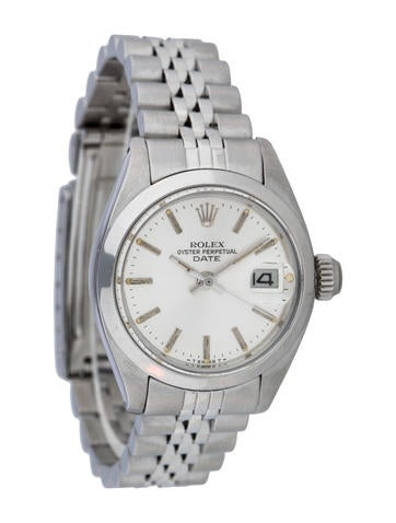 Rolex Oyster Perpetual Date Watch 6916