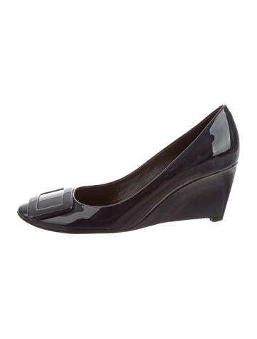 Roger Vivier Belle De Nuit Wedges None