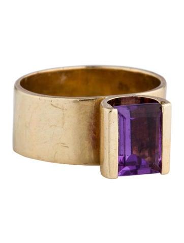 Amethyst Ring None