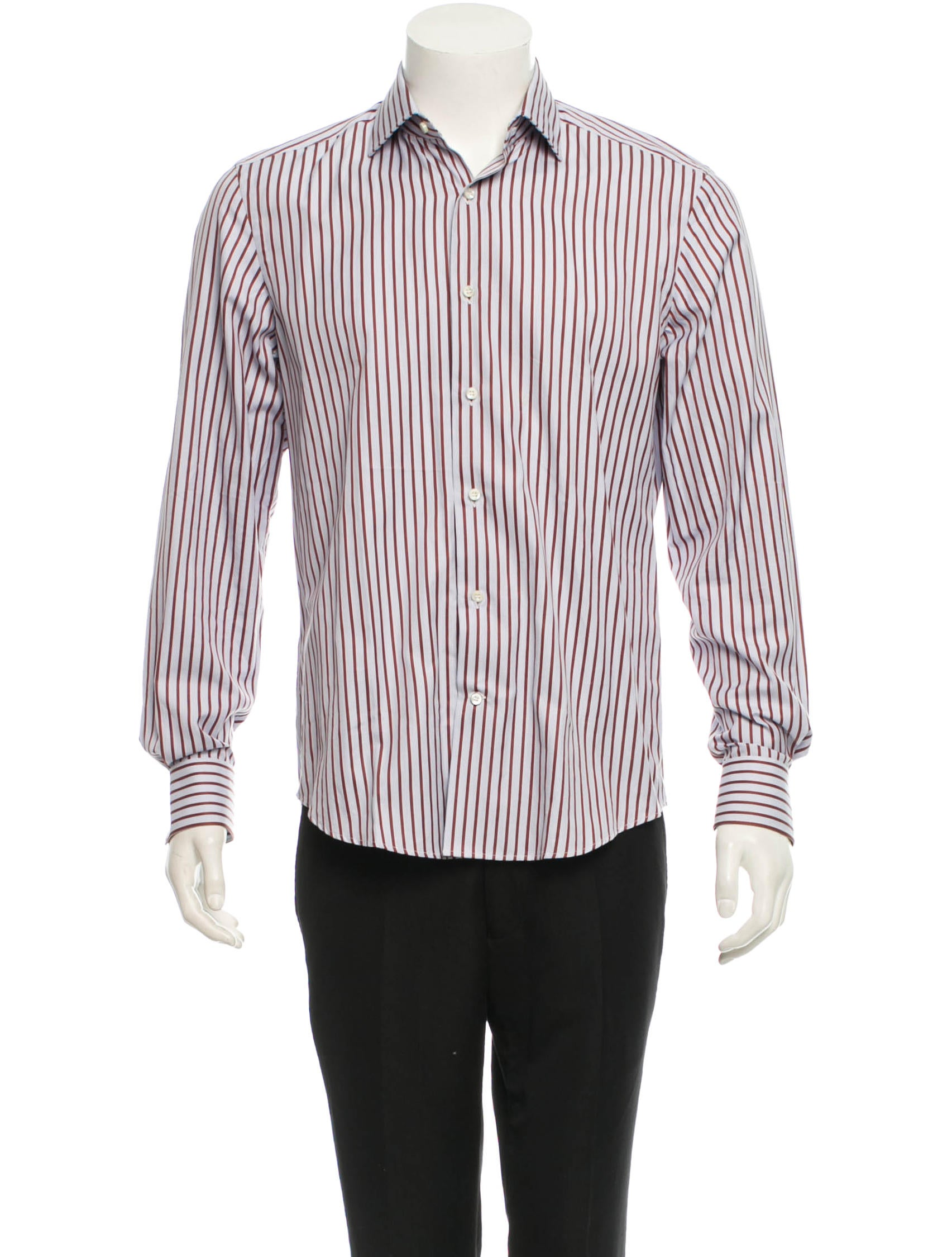 Salvatore Ferragamo Shirt - Clothing - SAL24065 - The RealReal