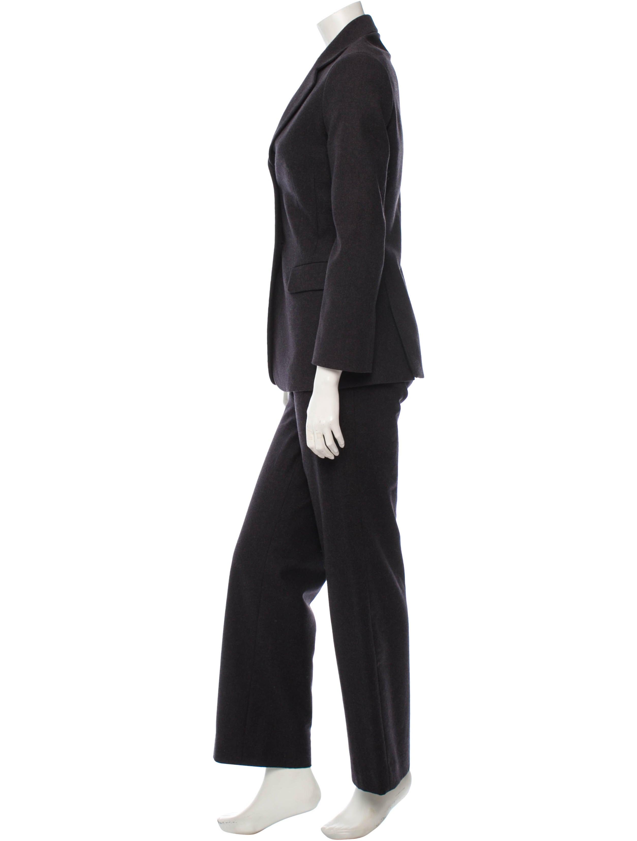 Salvatore Ferragamo Pantsuit - Clothing - SAL24179 - The ...
