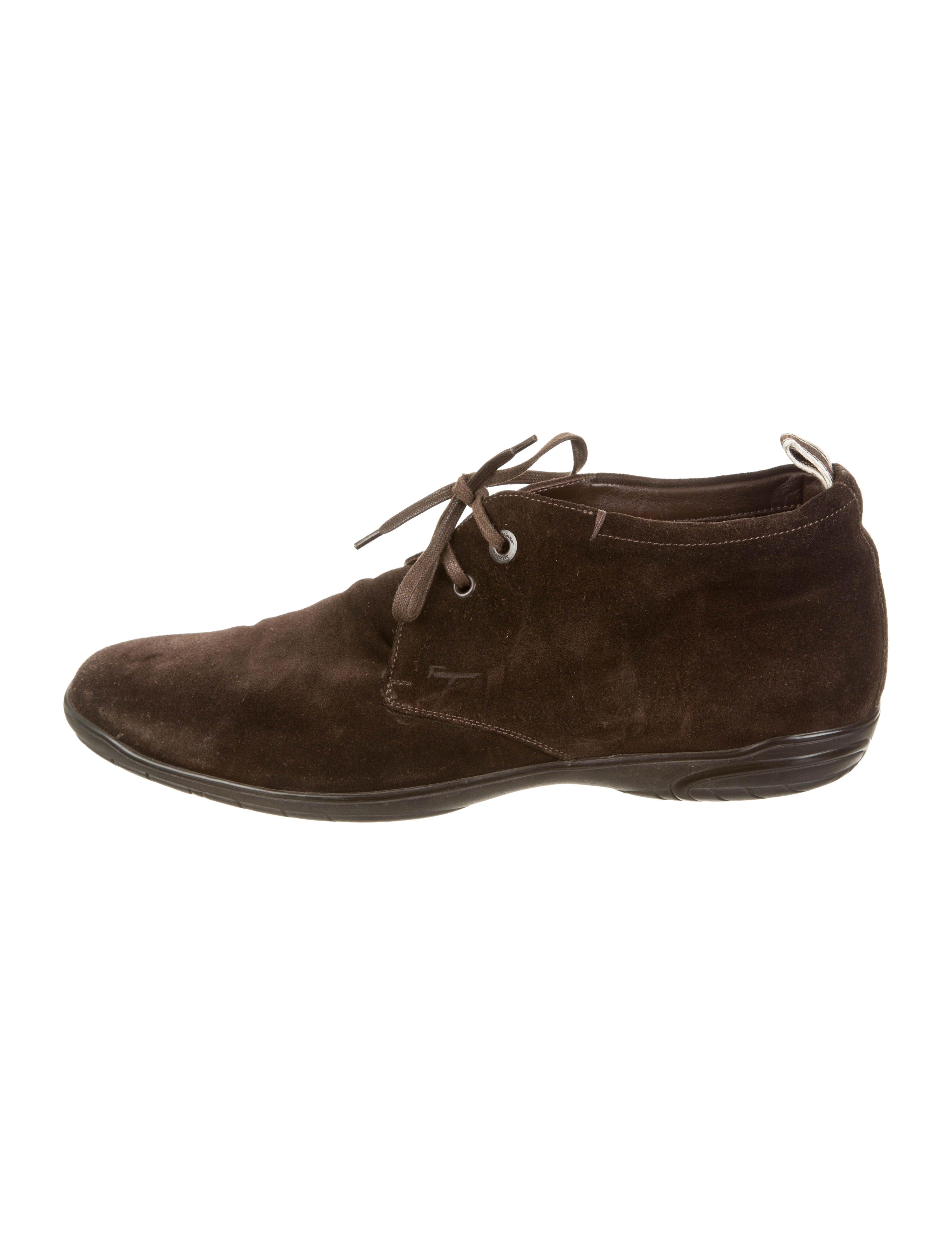 salvatore ferragamo chukka boots shoes sal26058 the