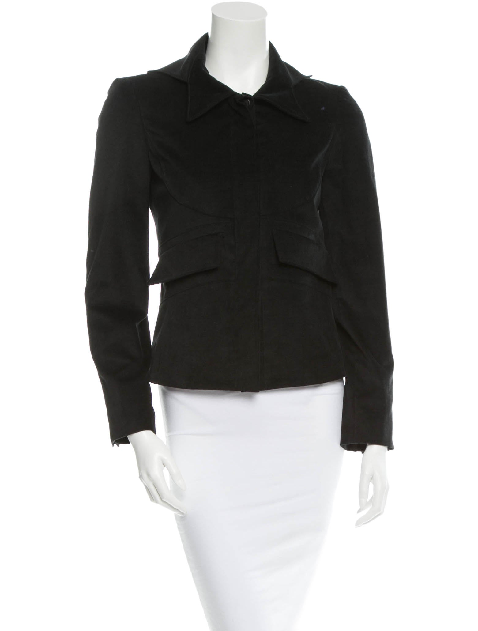 Salvatore Ferragamo Jacket - Clothing - SAL26992 - The ...