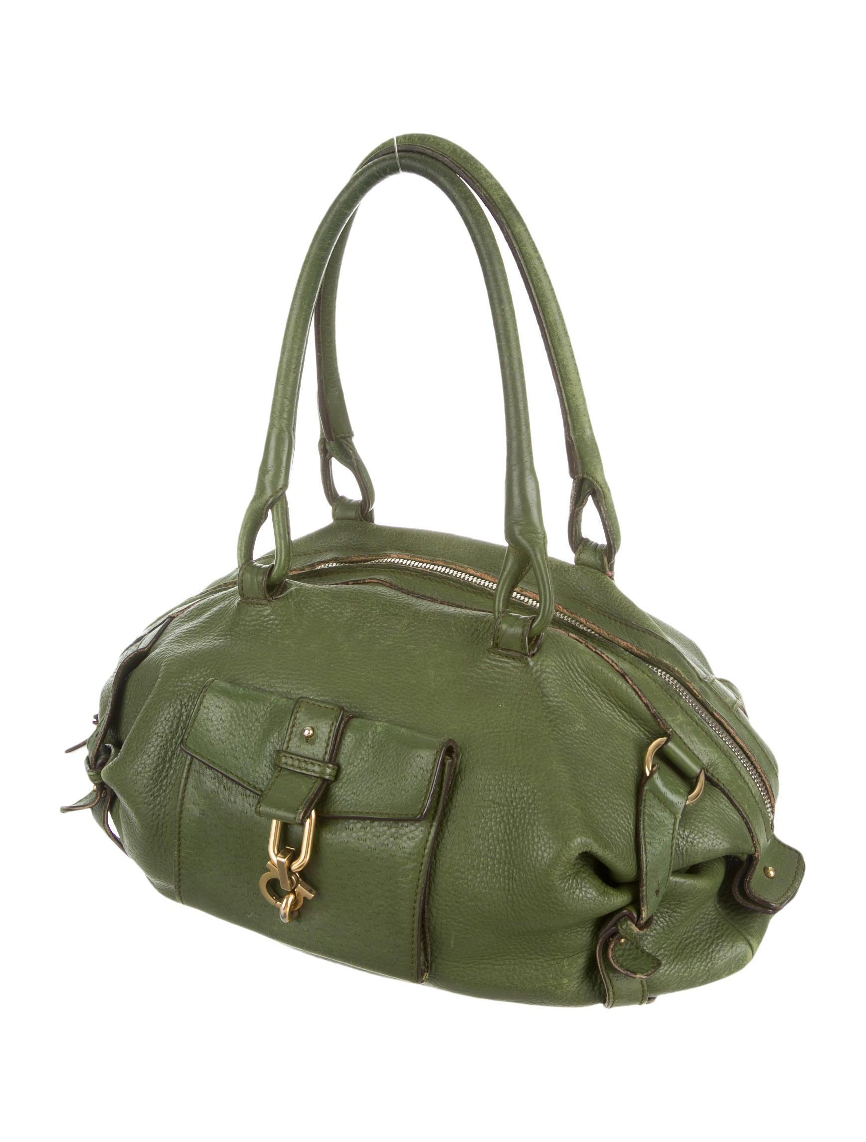 Brilliant Salvatore Ferragamo Womens Selma Shoulder Bag  Wwwteexecom