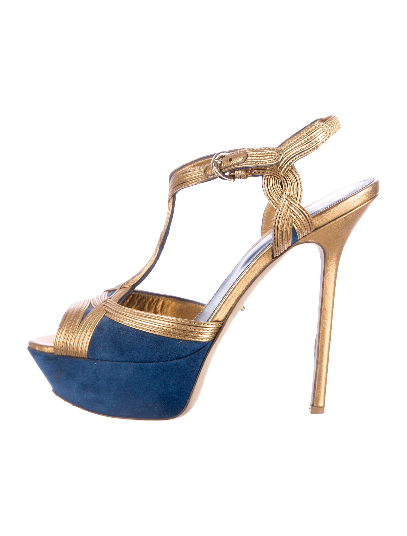 sergio rossi sandals shoes ser22773 the realreal. Black Bedroom Furniture Sets. Home Design Ideas