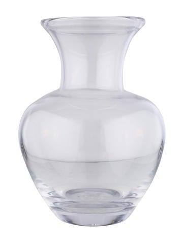 Simon Pearce Hand-Blown Glass Vase