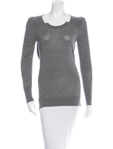 Skaist-Taylor Cut-Out Wool Sweater