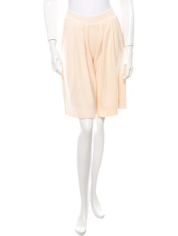 Sonia Rykiel Knit Shorts None
