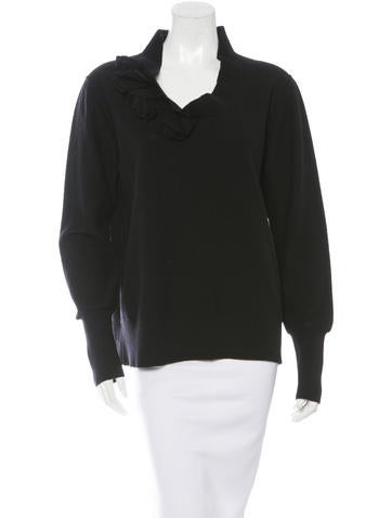 Sonia Rykiel Virgin Wool Sweater None