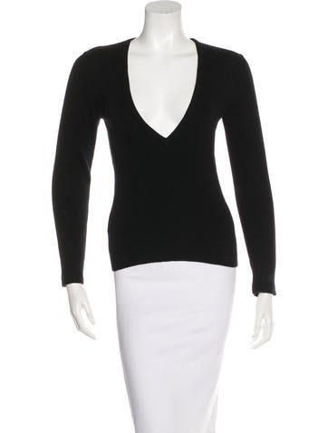 Sonia Rykiel Virgin Wool & Angora-Blend Sweater None