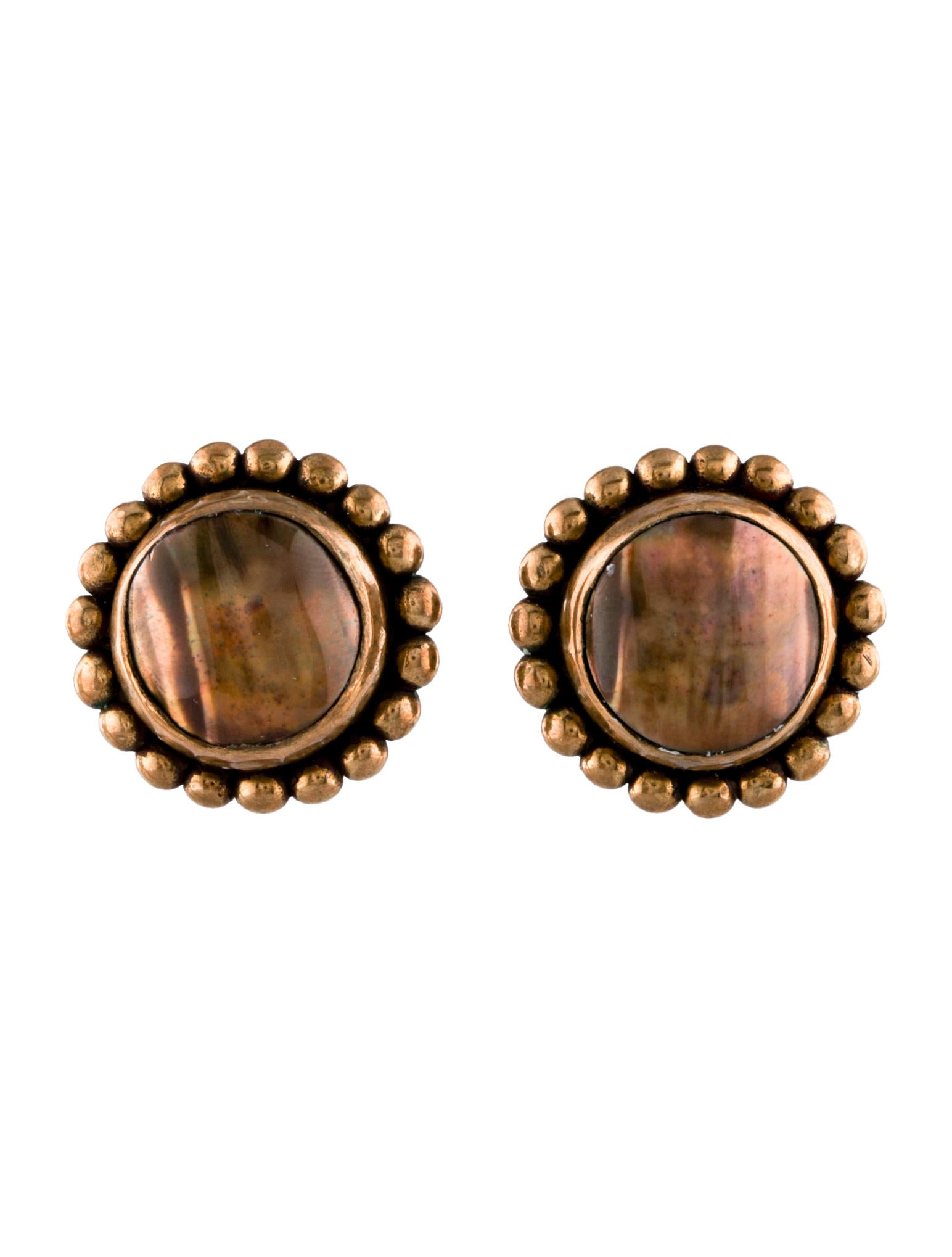 stephen dweck mabe pearl clip on earrings jewelry. Black Bedroom Furniture Sets. Home Design Ideas