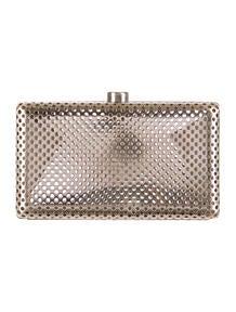 chloe bag sale uk - Chlo�� Large Nancy Clutch - Handbags - CHL36478 | The RealReal
