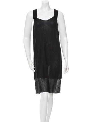 Stella McCartney Knit Sleeveless Dress None