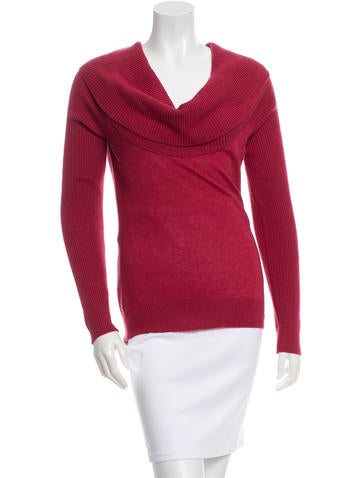 Stella McCartney Long Sleeve Knit Top None