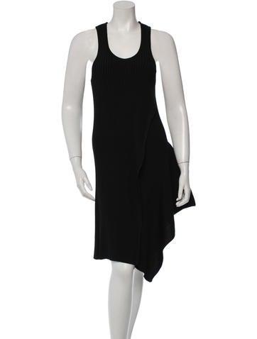Stella McCartney Racerback Midi Dress None