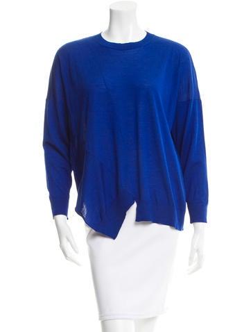 Stella McCartney Wool Crew Neck Sweater None