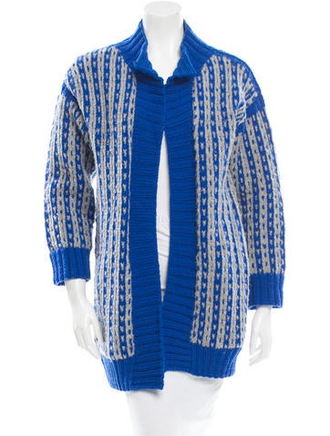 Suno Rib Knit Long Sleeve Sweater None