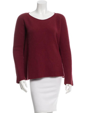 The Row Long Sleeve Swing Sweater None