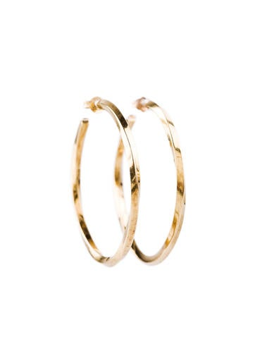 Tiffany & Co. Hoop Earrings