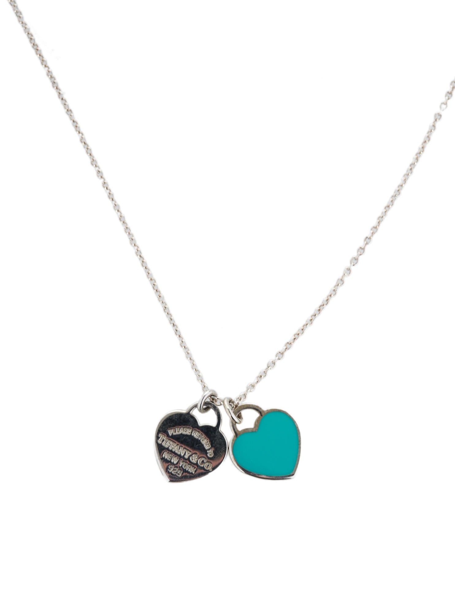 co mini tag necklace necklaces