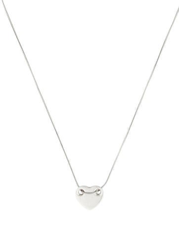 Tiffany & Co. Heart Slide Necklace