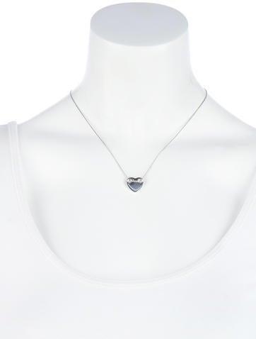 Heart Slide Necklace