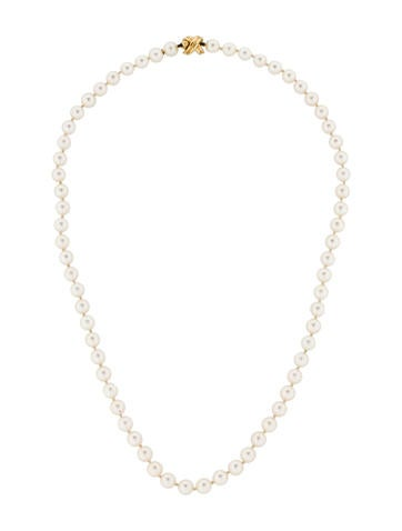 Tiffany & Co. Pearl Necklace