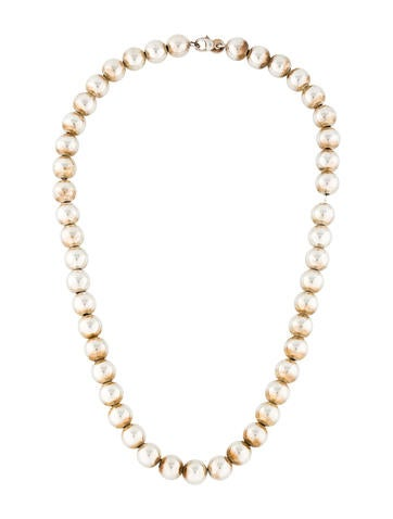 Tiffany & Co. Beads Necklace