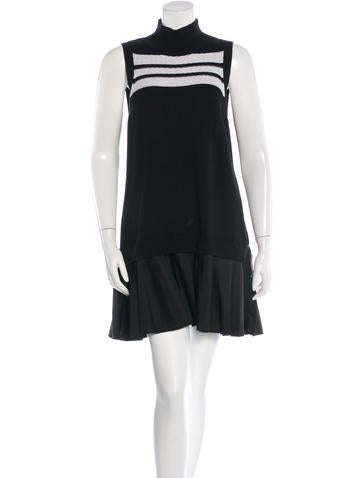 Timo Weiland Knit Sweater Dress None