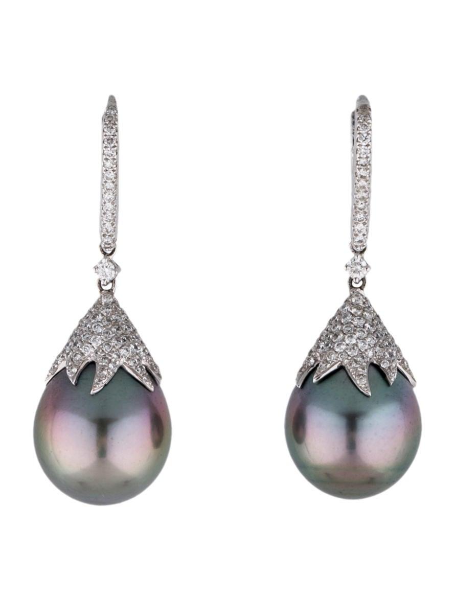 tara pearls cultured tahitian pearl and drop