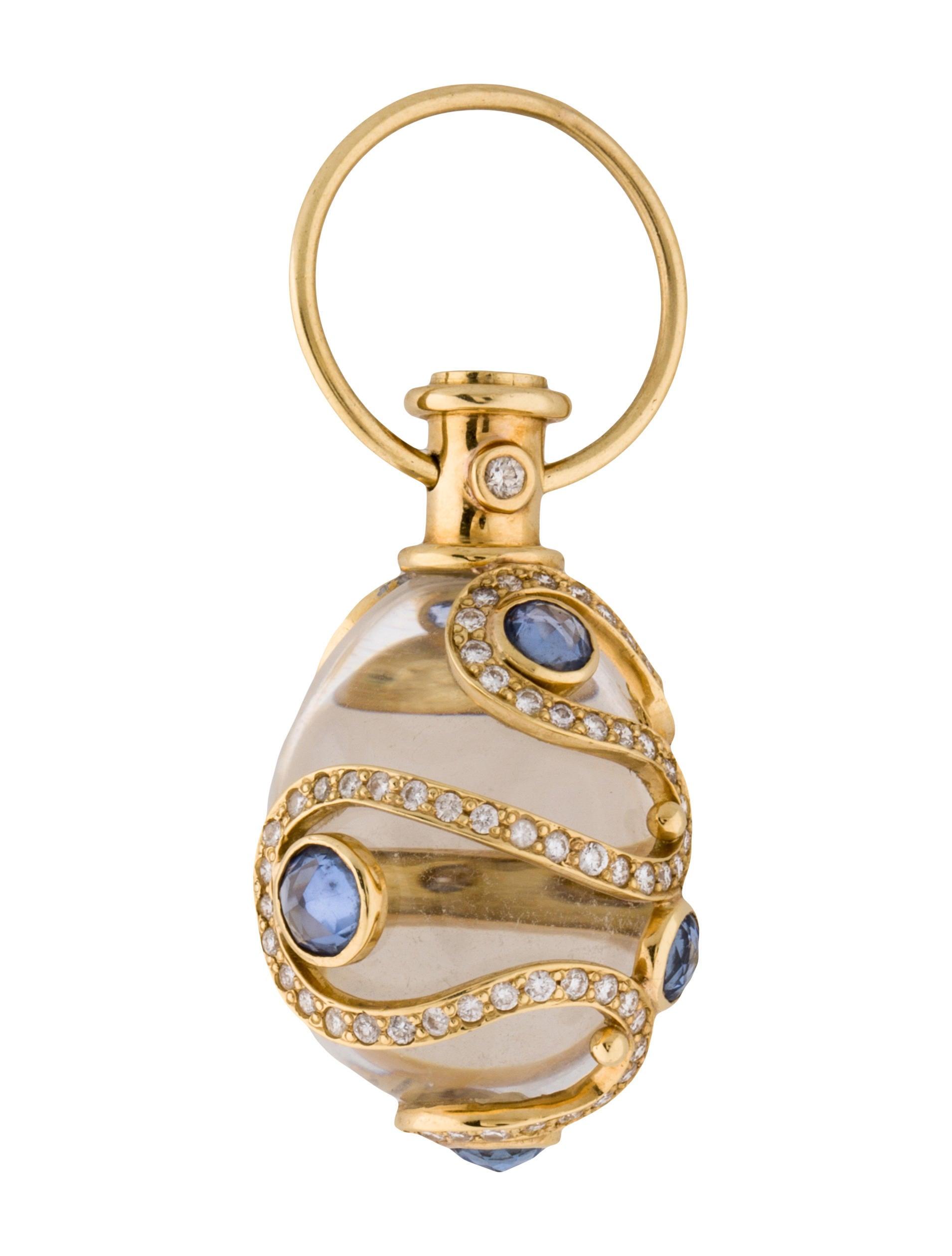 temple st clair 18k matisse amulet necklaces tsc20145