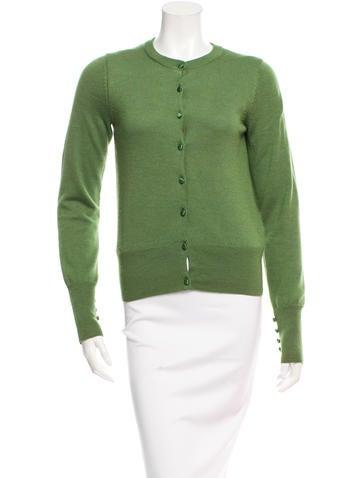 Tuleh Cashmere & Silk-Blend Cardigan None