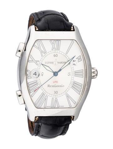 Ulysse Nardin UTC Michelangelo Automatic Watch