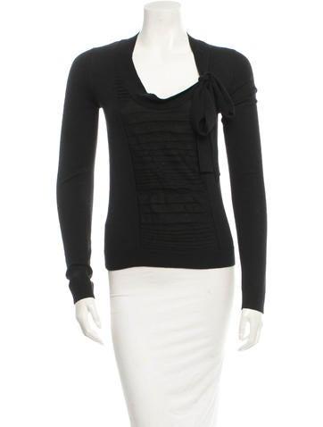 Valentino Wool Sweater None