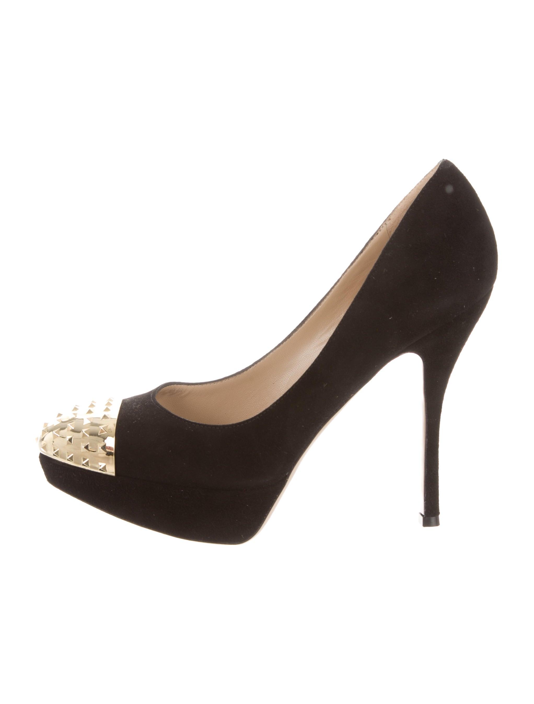 valentino suede platform pumps shoes val38284 the