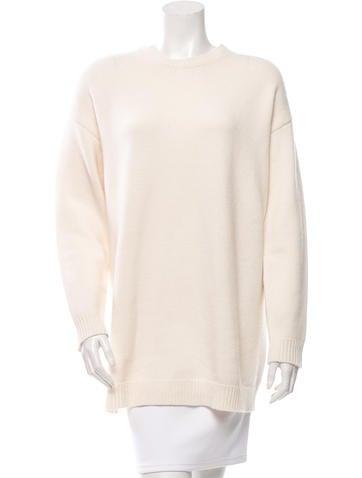 Valentino Virgin Wool Sweater None