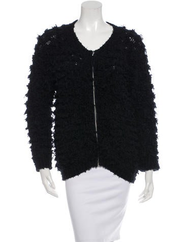 Vanessa Bruno Collarless Jacket None