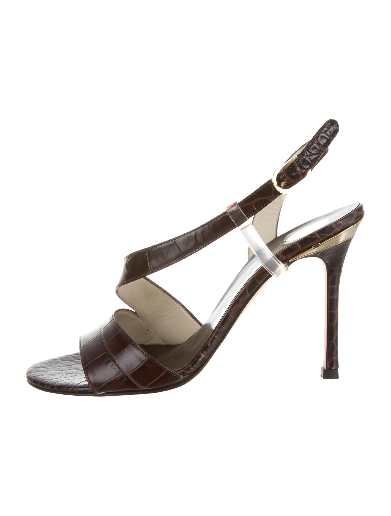 Versace Sandals - Shoes - VES22984 | The RealReal