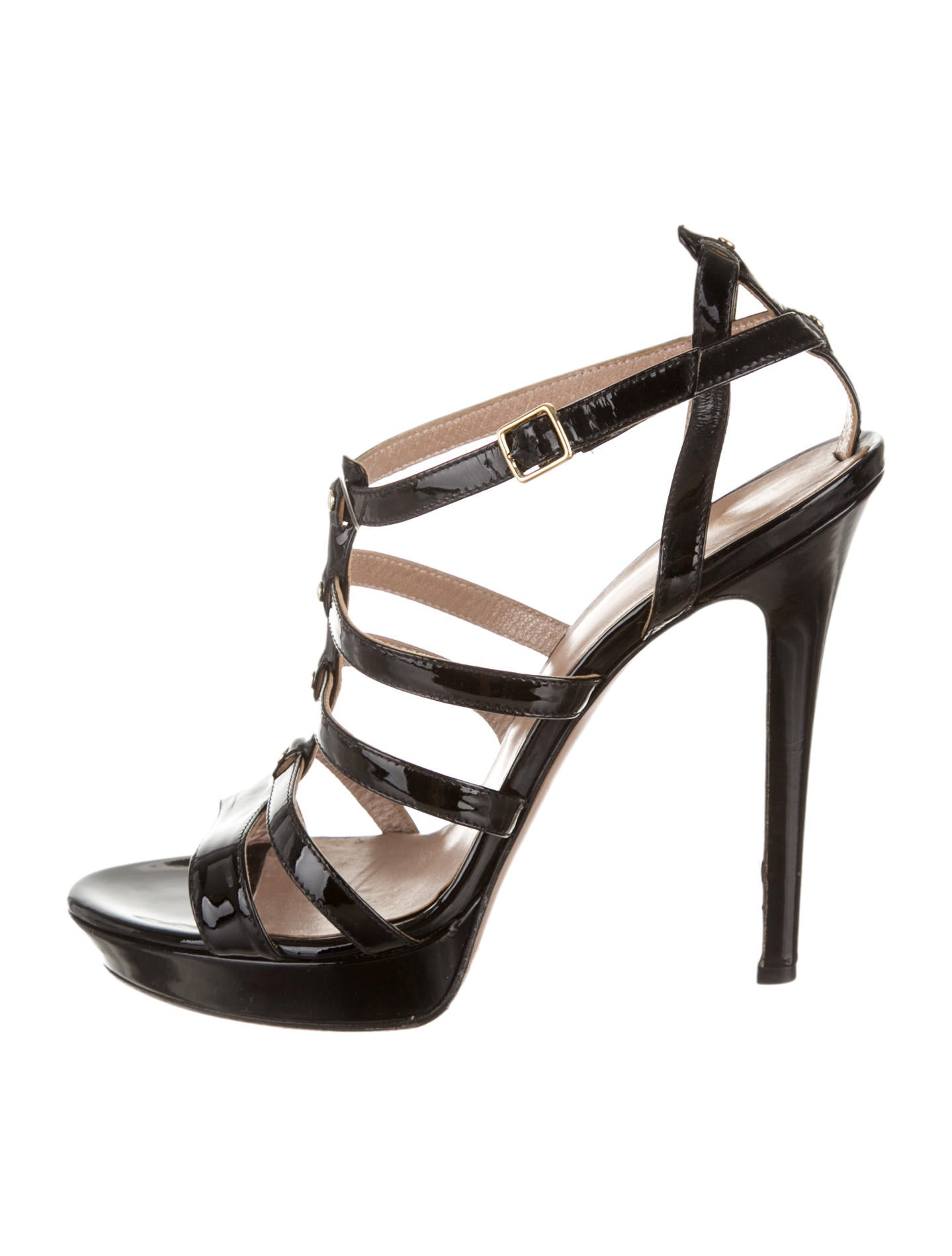 Versace Sandals - Shoes - VES23009 | The RealReal