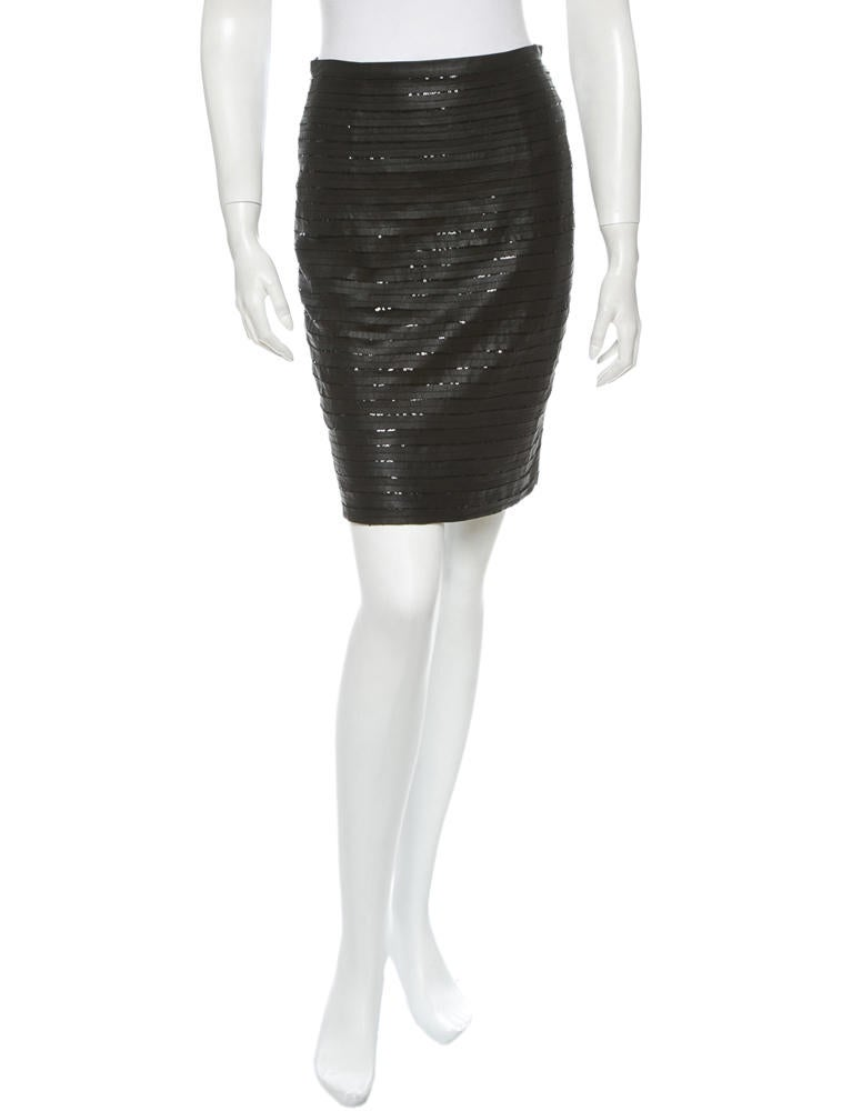 Sachin + Babi Leather Skirt w/ Tags