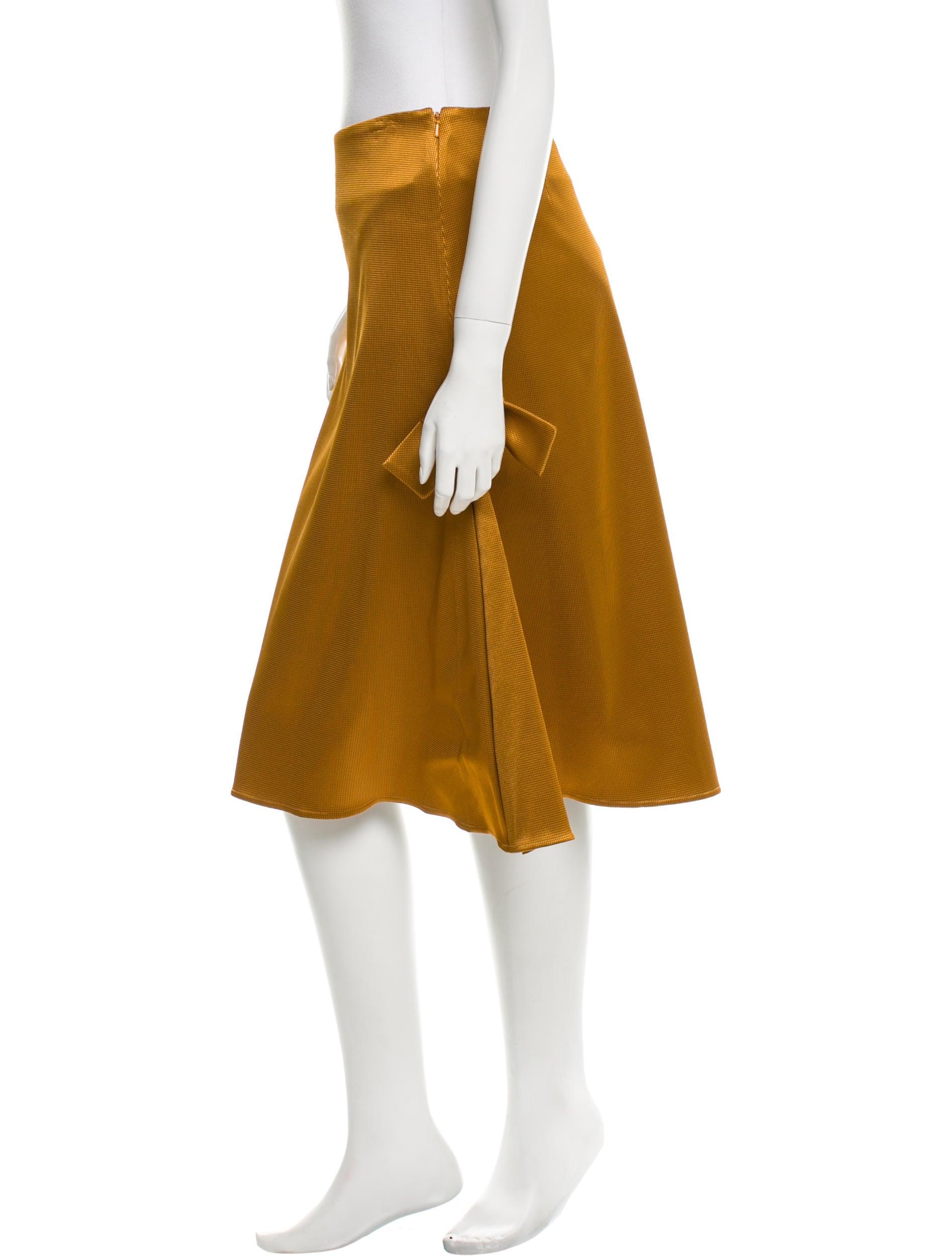 Side Tie Skirt 41
