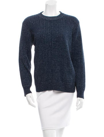 Trademark Mélange Pullover Sweater None
