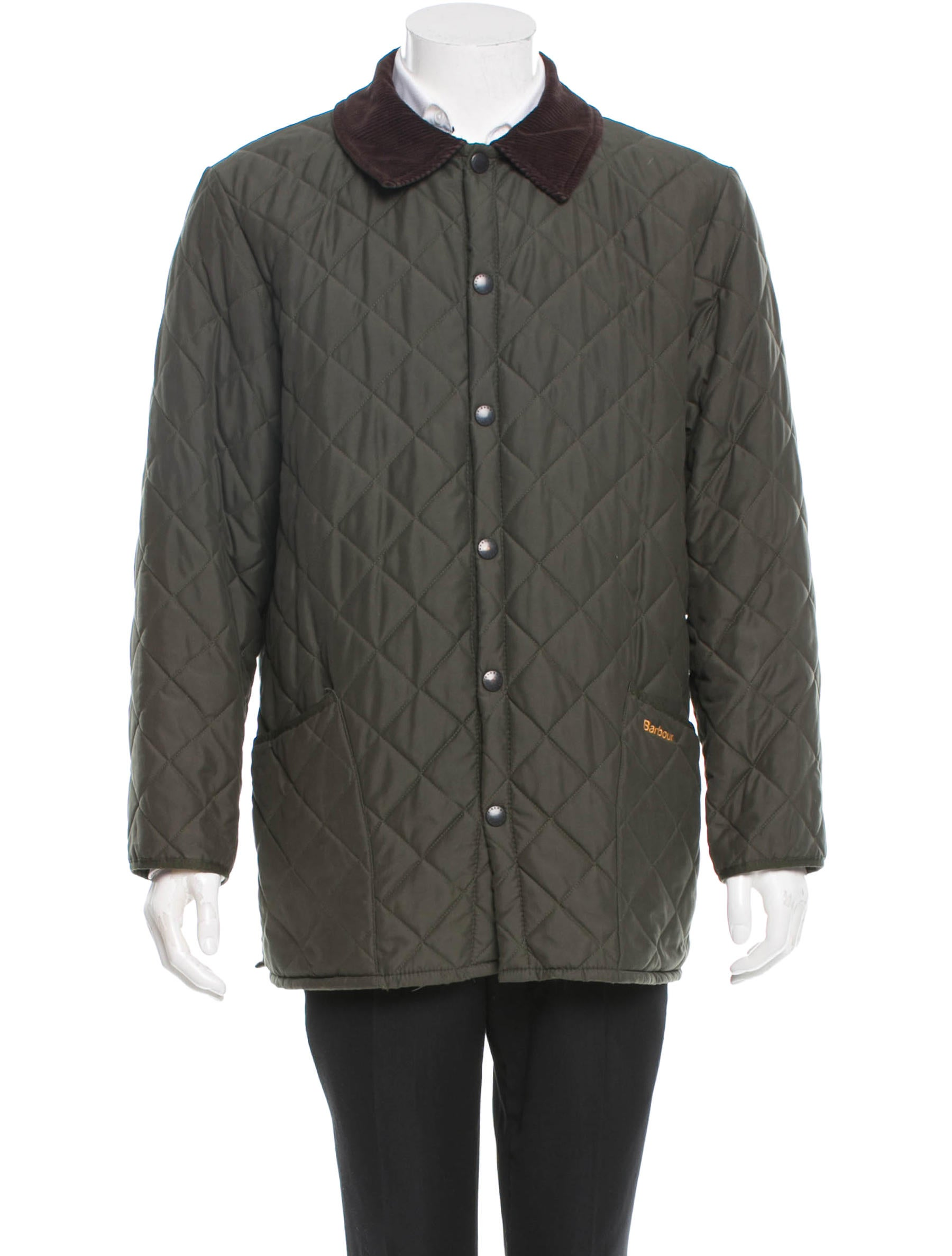 Barbour Quilted Eskdale Jacket Clothing W2u20451 The