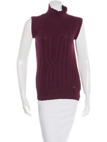 Barbour Merino Wool-Blend Sweater Vest None