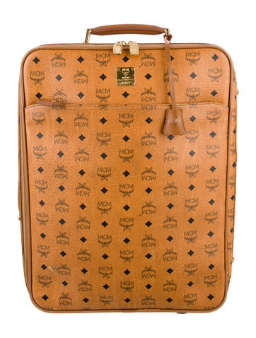 MCM Small Visetos Trolley None