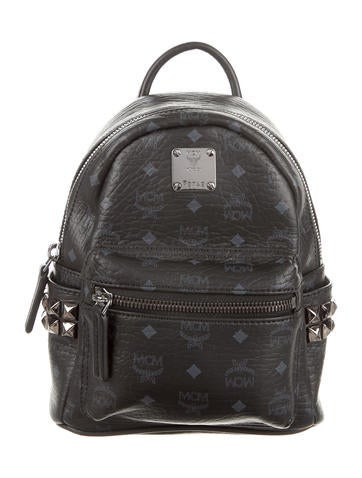 MCM Mini Stark Backpack None