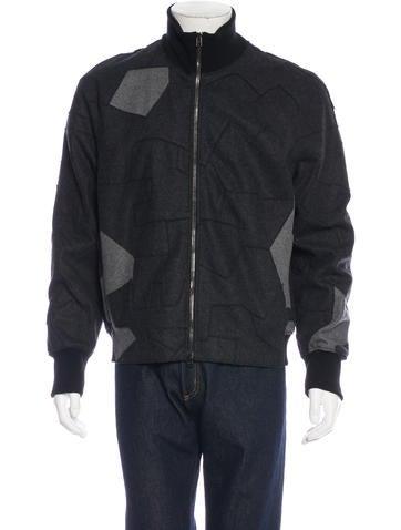 3.1 Phillip Lim Patchwork Bomber Jacket None