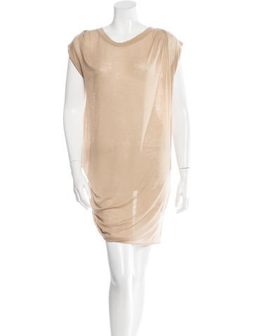 3.1 Phillip Lim Asymmetrical T-Shirt Dress w/ Tags None