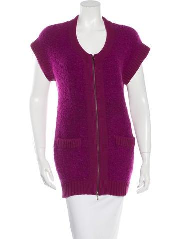 3.1 Phillip Lim Wool Knit Tunic None