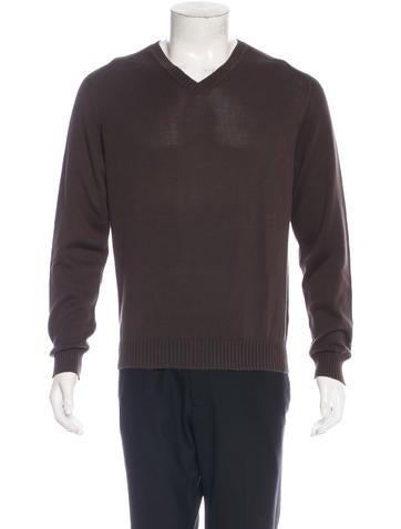 Malo V-Neck Sweater None